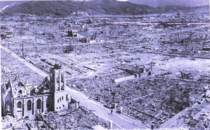 aftermath of Hiroshima