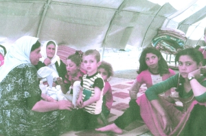 IRAQUI ISIS REFUGEES